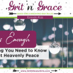 Episode #132: One Thing You Need to Know About Heavenly Peace
