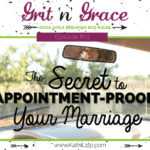 Episode #01: The Secret to Disappointment-Proofing Your Marriage