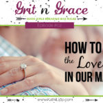 Podcast Episode #02: How to Squash the Love-Killer in Our Marriages
