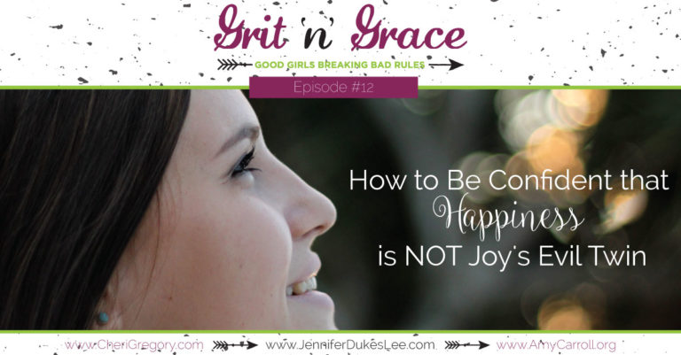 Episode #12: How to Be Confident that Happiness is NOT Joy's Evil Twin