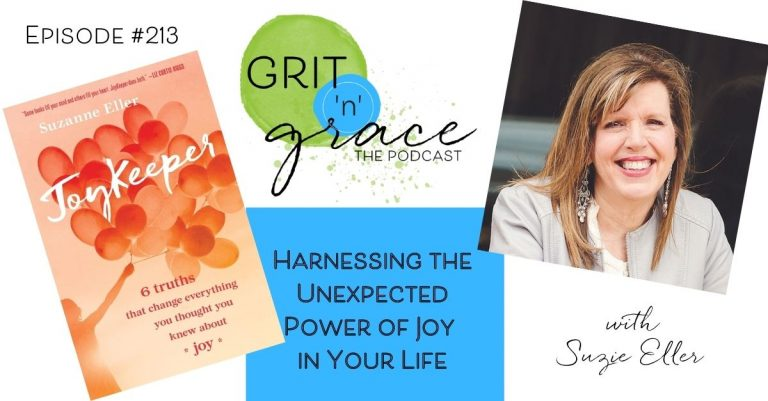 Episode #213: Harnessing the Unexpected Power of Joy in Your Life