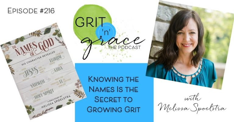 Episode #216: Knowing the Names Is the Secret to Growing Grit