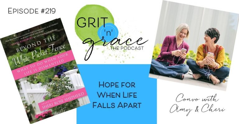 Episode #219: Hope for When Life Falls Apart