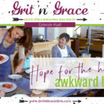 Episode #146: Hope for the Hopelessly Awkward Hostess