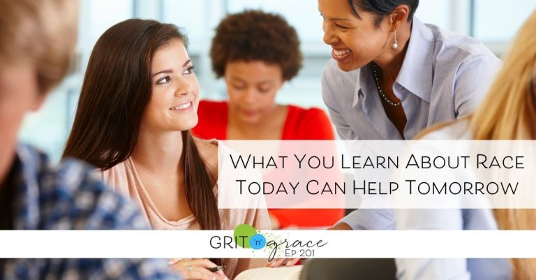 Episode #201: What You Learn About Race Today Can Help Tomorrow