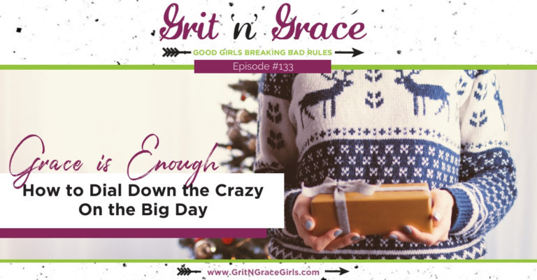 Episode #133: How to Dial Down the Crazy on the Big Day