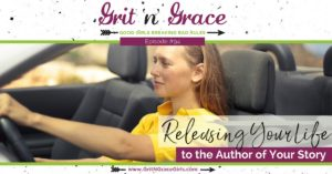 Releasing Your Life to the Author of Your Story - how to surrender