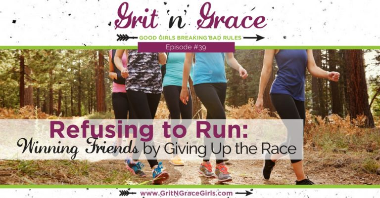 Episode #39: Refusing to Run — Winning Friends by Giving Up the Race