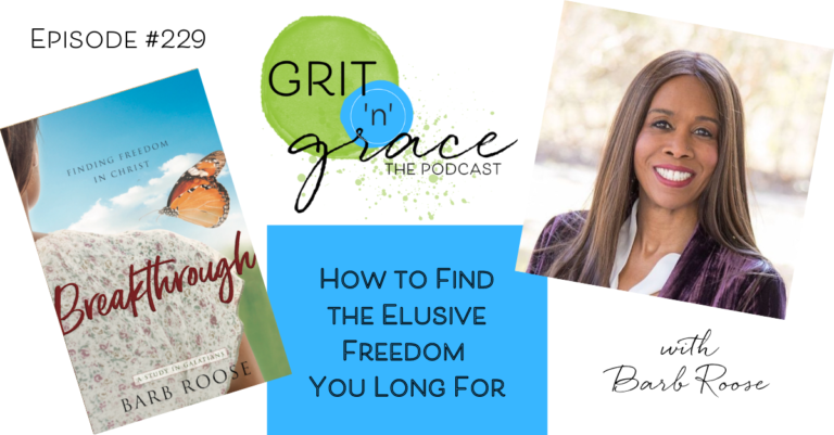 Episode #229: How to Find the Elusive Freedom You Long For