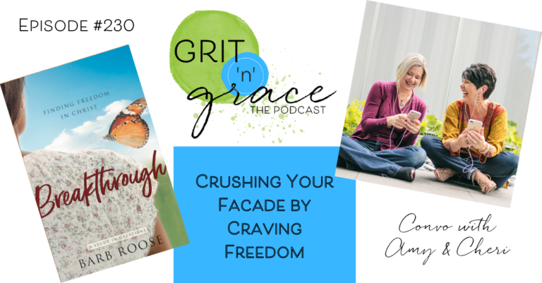 Episode #230: Crushing Your Facade by Craving Freedom
