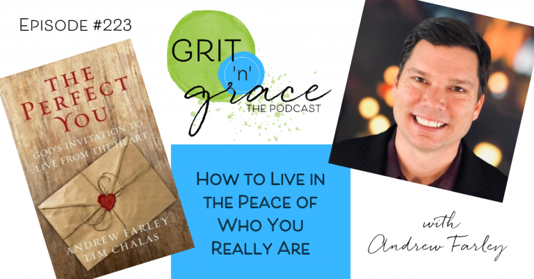 Episode #223: How to Live in the Peace of Who You Really Are