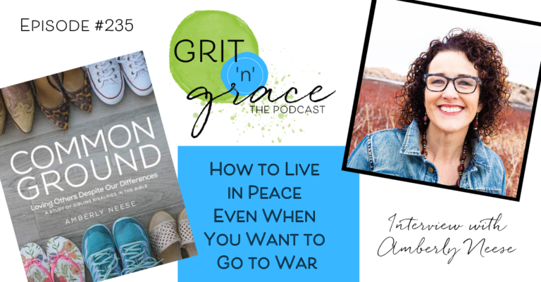 Episode #235: How to Live in Peace Even When You Want to Go to War