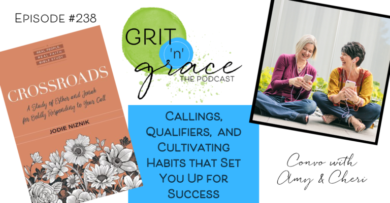 Episode #238: Callings, Qualifiers, and Cultivating Habits that Set You Up for Success