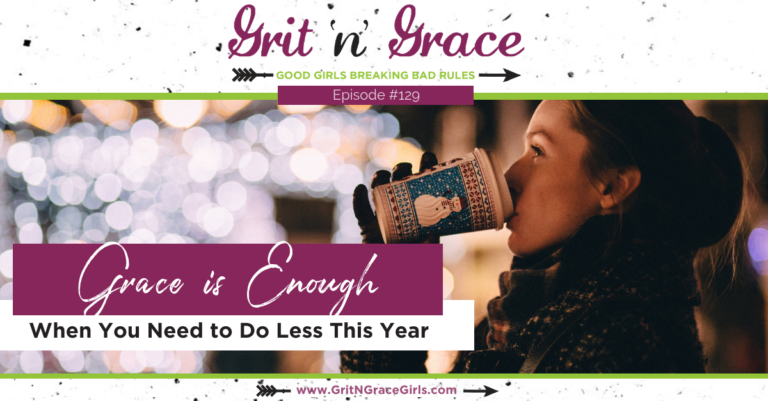 Episode #129: When You Need to Do Less This Year