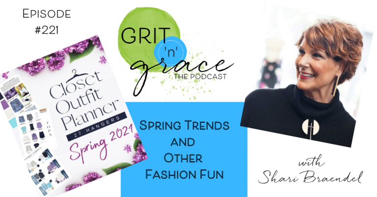 Episode #221: Spring Trends and Other Fashion Fun